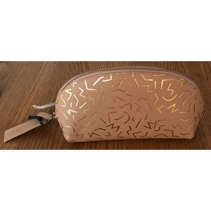 NEW Leather World Market Cosmetic Pencil Case